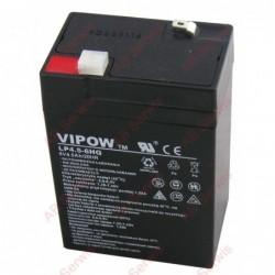 Akumulator żelowy 6V 4.5Ah...