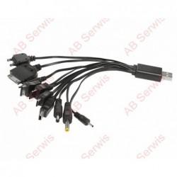 Kabel GSM 10w1