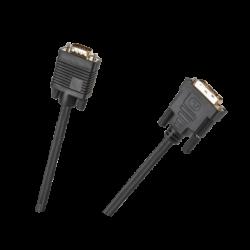 Kabel DVI-DSUB 15 PIN 1.8M
