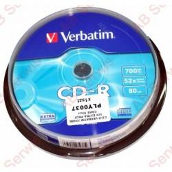 Płyta CD-R Verbatim 700MB...