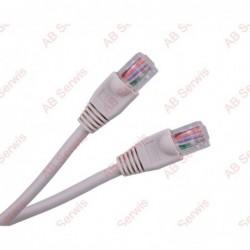Kabel PATCH UTP 5e 1m cross