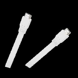 Kabel HDMI-HDMI 1,8m biały...