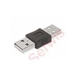 Przejście USB wtyk A - wtyk A