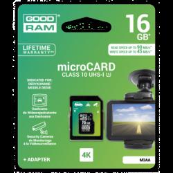 Karta pamięci microSD 16GB...