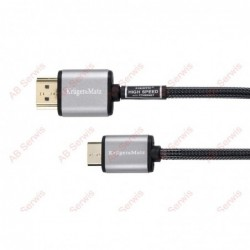 Kabel HDMI-mini HDMI 1.8m...