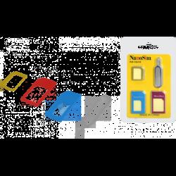 Zestaw adapterów kart...