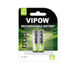 Akumulatorki VIPOW R03 400...