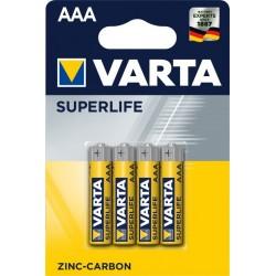 4 x bateria cynkowo-węglowa...