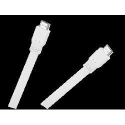 Kabel HDMI-HDMI 1.5M płaski...