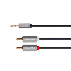 Kabel jack 3.5 wtyk stereo...