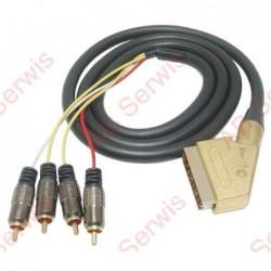 Kabel EURO-4RCA 1,5 m HQ