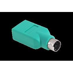 Złącze gniazdo USB/wtyk PS2