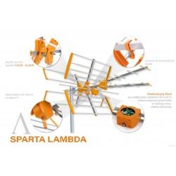 ANTENA DVB-T SPARTA LAMBDA...