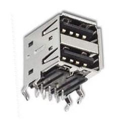 Gniazdo USB do druku podwójne