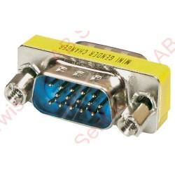 Adapter HD-SUB 15PIN WT/WT