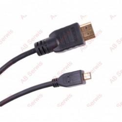 Kabel wtyk HDMI typ A -...