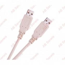 Kabel USB wtyk A/A 1.8M