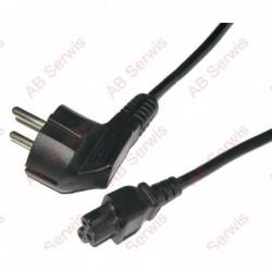 Kabel zasilający do laptopa...